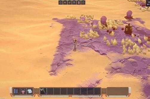Sci-fi sandbox Proven Lands goes roguelike on Greenlight with demo