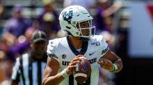 NFL draft: Utah State QB Jordan Love declares early after poor statistical season