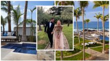Inside Karl Stefanovic's luxury Mexico wedding