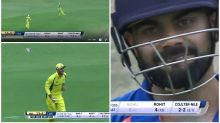 India vs Australia 2017, 1st ODI: Glenn Maxwell's astonishing catch is SK Play of the Day