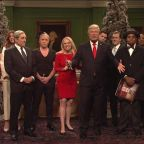 Saturday Night Live stages star-studded spoof 'It's a Wonderful Trump'