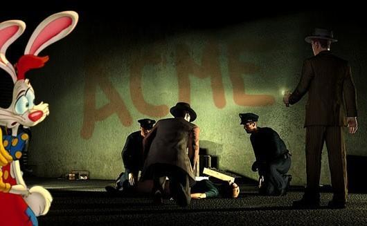 LA Noire is 'a powerful new franchise' for Take-Two