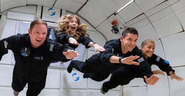 SpaceX preps for a historic all-civilian crew