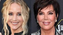 "Find Out the Sweet Reason Kris Jenner Named Jennifer Lawrence Her ""Favorite Daughter"""