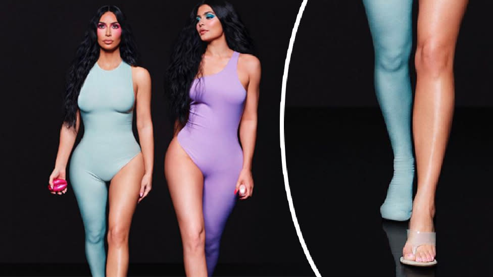 Kim Kardashian debuts sixth toe in bizarre photoshop fail