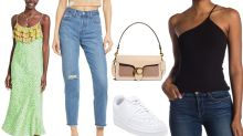Coach Bags, a TikTok-Famous Dress, and the Jeans Every Celeb Owns Are on Major Sale This Weekend