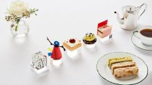 Top 10: London's quirkiest hotel afternoon teas