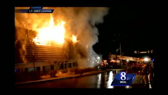 State fire marshal to rule whether blaze was intentional or accidental
