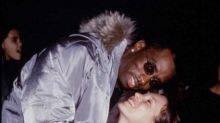That Night Diddy Drank Champagne with Kate, Naomi & Lenny Kravitz at the Eiffel Tower