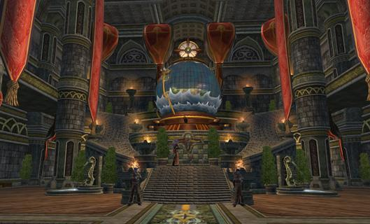 Sneaking a peek at EQII's Altar of Malice with SOE