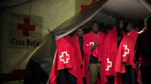 Spain coast guard rescues 257 migrants at sea at weekend