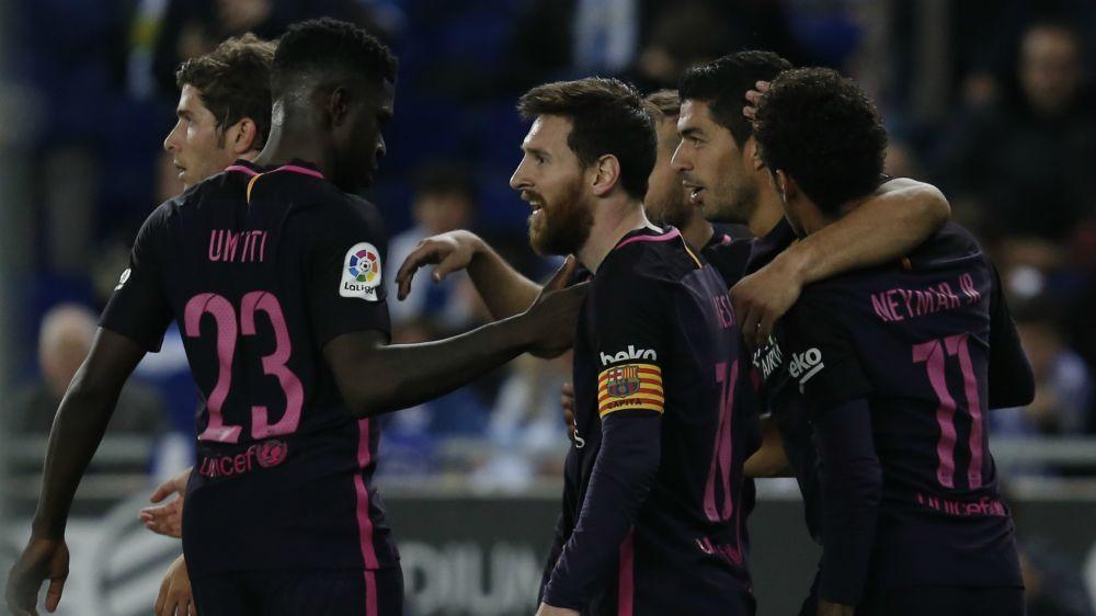 Le Barça roi des stades les plus compliqués de la Liga