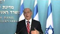 Netanyahu Speaks to Foreign Press About Hamas Tactics