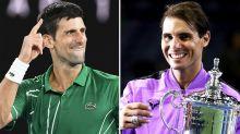 Novak Djokovic dismisses 'disrespectful' US Open dig