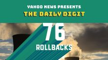 Daily Digit: Trump is sticking to his promise to roll back regulation