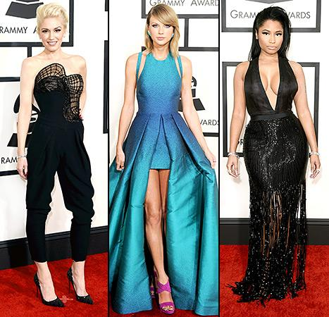 Grammys 2018 Best Dressed Celebrities - video dailymotion