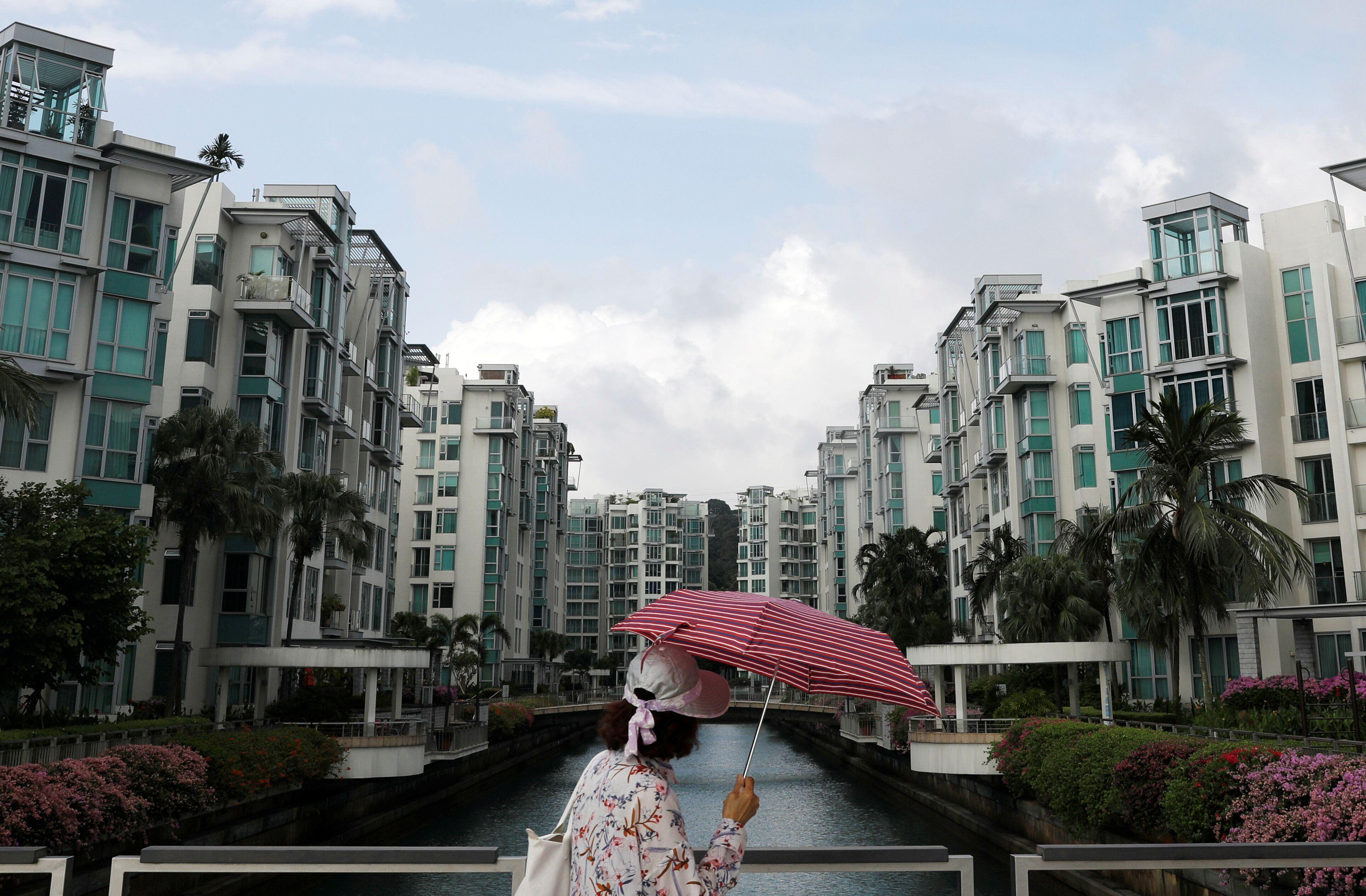 Singaporeans are buying most homes versus foreigners in a decade