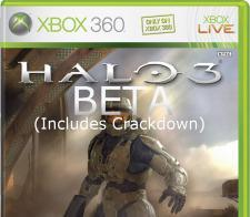 Crackdown disc required to play Halo 3 Beta