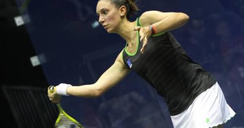 Squash - Bristish Open - Bristish Open : Camille Serme battue en quarts