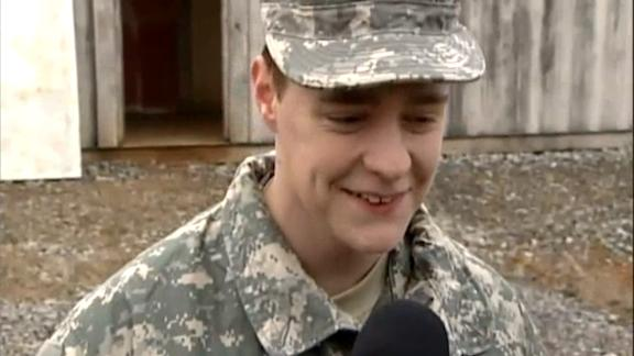 Sick Belgian teen fulfills wish with visit to Ft. Knox