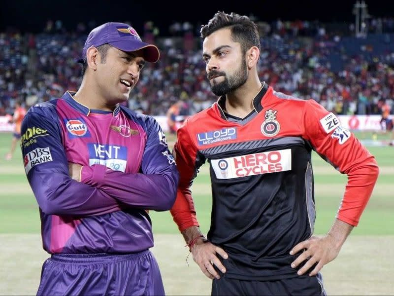 Virat Kohli and MS Dhoni are the key reasons behind IPL's success