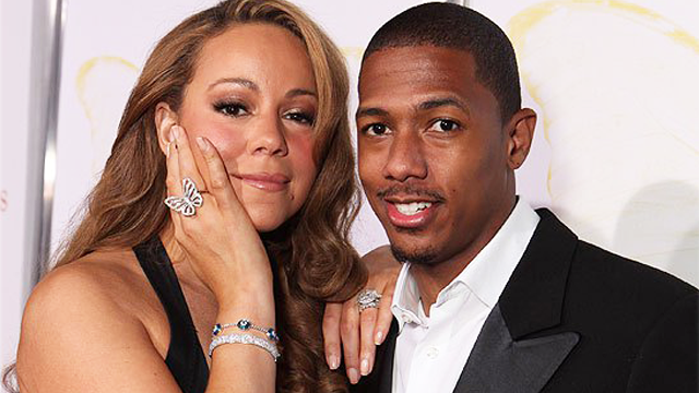 Mariah Carey and Nick Cannon Celebrate Anniversary
