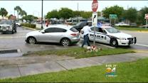 Police Pursuit Ends With 4 In Custody In Ft. Lauderdale
