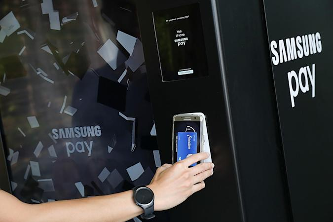 Rick Kern/Getty Images for Samsung