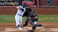 Michael Conforto's two-run homer