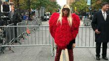 ¡La destrozaron! El insólito tributo de Vicky Xipolitakis a las víctimas del atentado en Nueva York