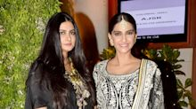 Aishwarya, Sonam, KJo attend a star-studded wedding