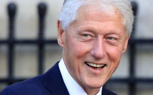 President Bill Clinton on the hard hand graduates were dealt: 'You can play it well'