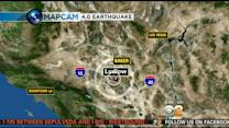 Magnitude-4.0 Earthquake Hit Near Baker