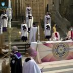 Special service held for Prince Philip