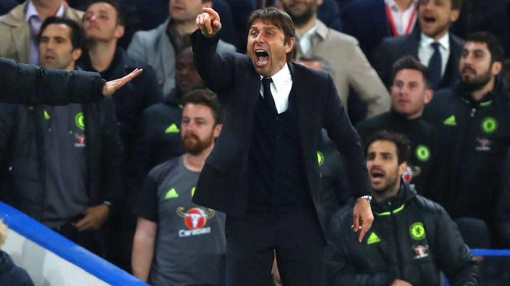 Antonio Conte bekennt sich zu Chelsea