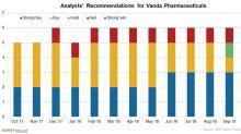An Investor's Overview of Vanda Pharmaceuticals