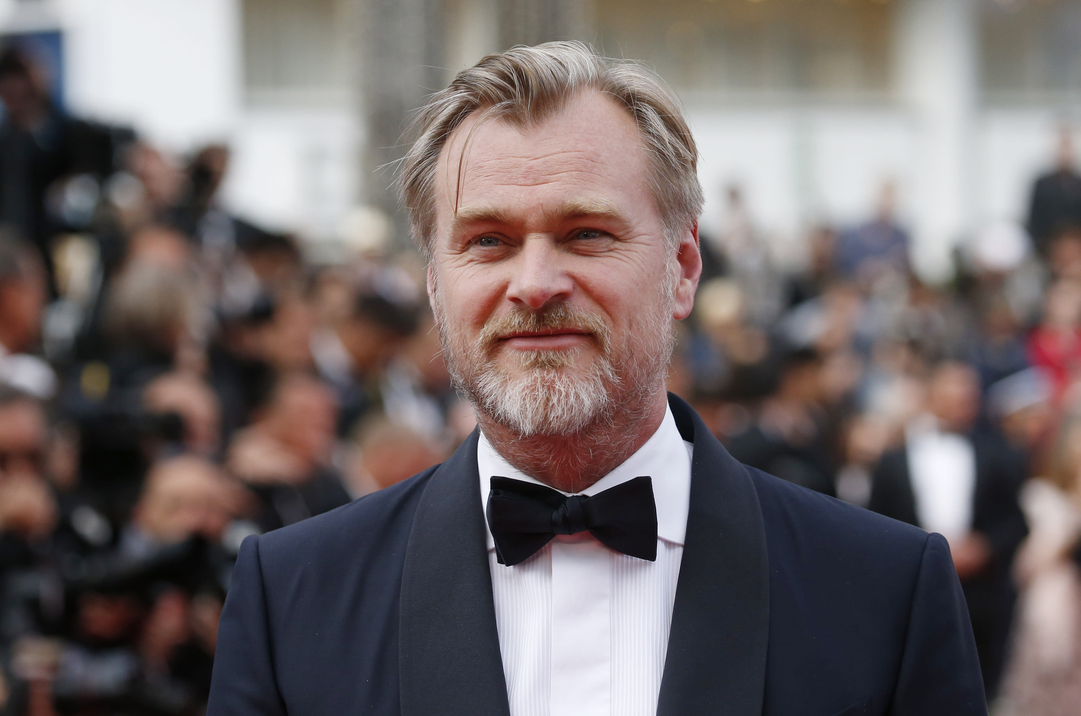 Christopher Nolan is pushing the boundaries of cinema with 'TENET'