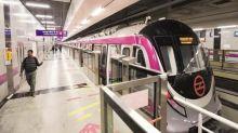 Longest, deepest, steepest: Delhi's Magenta Line metro breaks many records