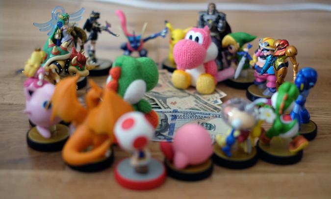 Nintendo sells 10 million Wii Us, still not making much money