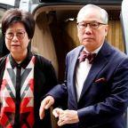 Hong Kong court quashes conviction of former leader Donald Tsang