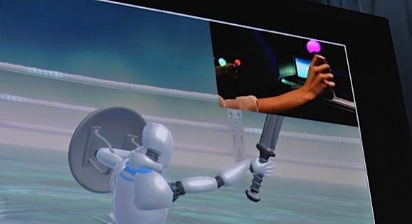 PS3 motion controller's launch titles will work single-wandedly