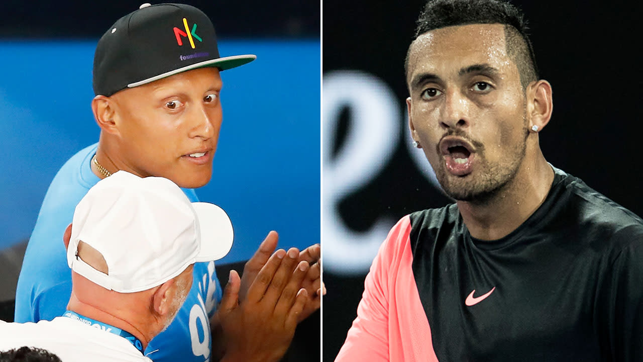 Nick Kyrgios and brother face new questions over Aus Open controversy