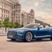 賓利全新Continental GT Mulliner Convertible首發,結合極致奢華全客製化工藝