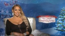 Mariah Carey's new movie blends her love for pets with her hit song 'All I Want for Christmas Is You'
