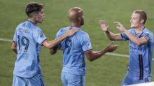 Foot - MLS - MLS: le New York City fait tomber le Columbus Crew, leader à l'Est