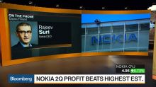 Nokia Maintains Forecasts as Earnings Beat Shows 5G Plan on Track