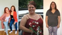 Mum and daughter lose 11 stone between them after spurring each other on