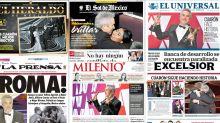 FOTOS | Así despertó México con el triunfo de 'Roma'