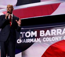 Trump inaugural committee chairman, charged with illegal lobbying effort, ordered released on $250M bond