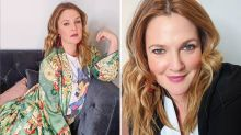 Drew Barrymore: I'd get addicted to plastic surgery so I'm growing old gracefully